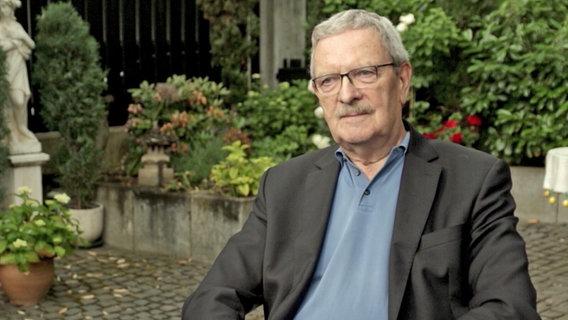Walter Krombach © ARD/NDR Foto: Screenshot