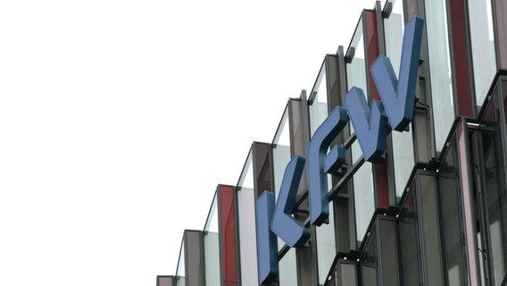Außenfassade der KfW © ARD/NDR Foto: Screenshot
