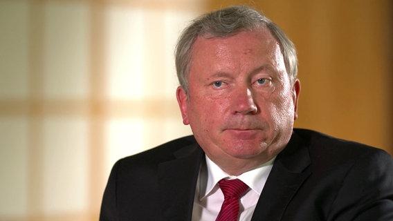 Norbert Brackmann © ARD/NDR Foto: Screenshot