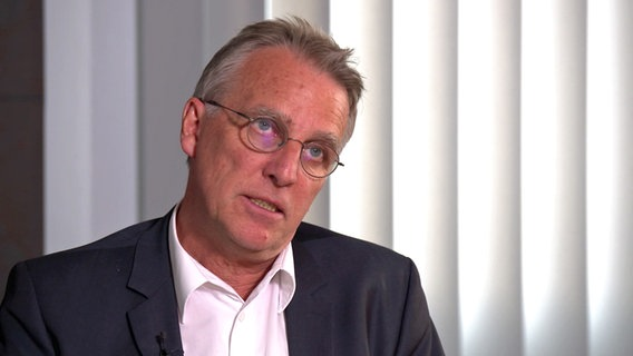 Stefan Wenzel © ARD/NDR Foto: Screenshot