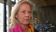Wybcke Meier, die Geschäftsführerin von TUI Cruises © NDR