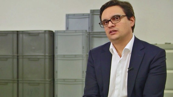 Dr. Dominic Kudlacek vom Kriminologischen Forschungsinstitut Niedersachsen