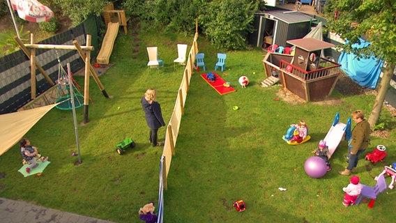 Behörden lassen Kinder nicht zusammen spielen