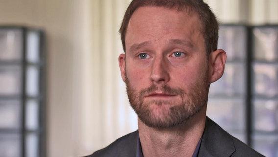 David Langton, englischer Ingenieur und Insider der ASR-Affäre © NDR