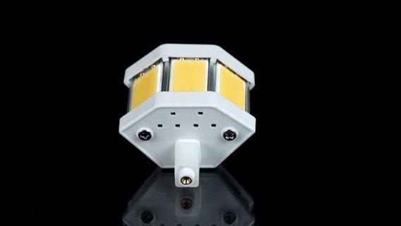 LED Strahler COB5-WW R7S warmweiß