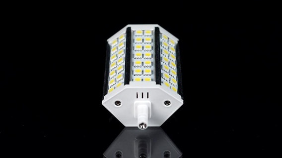 LED Strahler 10W R7S warmweiß