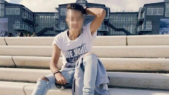 Foto von Mahir al-H. Er wurde am 14.9. wegen Terrorverdachts festgenommen.