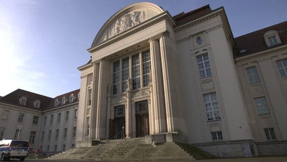 Landgericht Schwerin ©  Panorama/NDR Foto:  Panorama/NDR