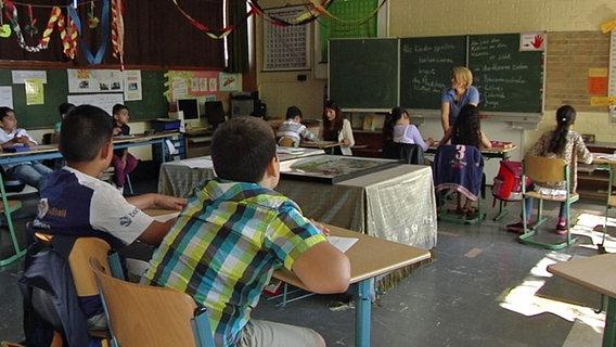 Schule in Billbrook