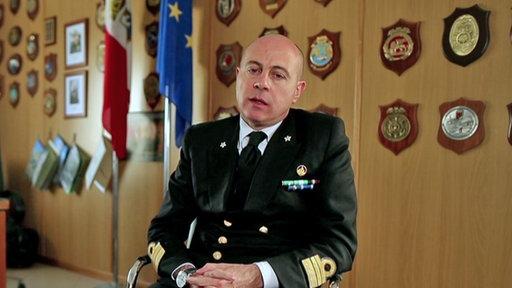Attilio Maria  Daconto von der Guardia Costiera