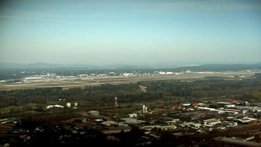 Die US Air Base in Ramstein.