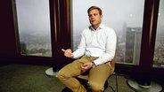 Uber-Deutschlandchef Fabien Nestmann. © NDR/ARD