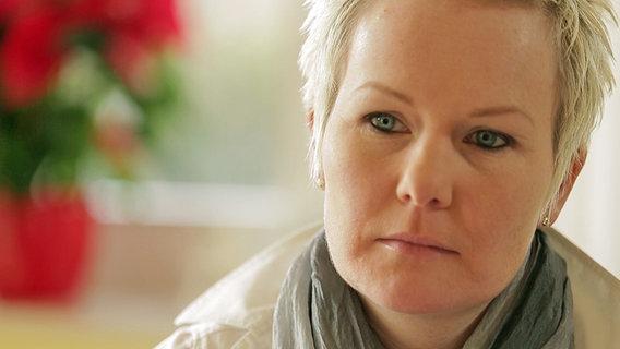 Fernwärme-Bezieherin Annika Mohr. © ARD / NDR