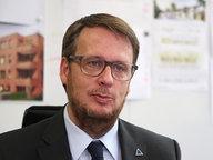 Roland Kampmeyer, Makler. © NDR/ARD