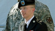 Der US-Gefreite Bradley Manning. © dpa / picture-alliance Fotograf: Patrick Semansky