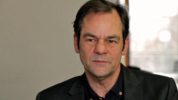 Prof. Kai Hafez, Kommunikationswissenschaftler der Uni Erfurt