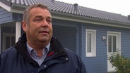 Campingplatz-Besitzer Norbert Kloodt