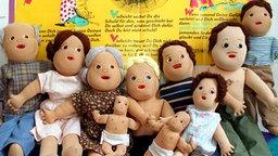 Anatomischen Puppen © dpa - Bildarchiv Fotograf: Werner Baum