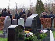 Trauerfeier für Rana