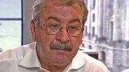 Gerold Reichenbach (SPD), Mitglied Innenausschuss © NDR/ARD