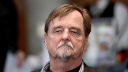 Helmut Roewer, ehemaliger Präsident des Thüringer Verfassungsschutzes. © dpa / picture-alliance