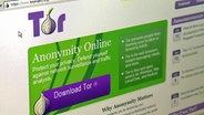 Anonymierungsnetzwerk Tor