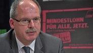 Stefan Körzell, Deutscher Gewerkschaftsbund