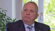 Umweltminister Till Backhaus