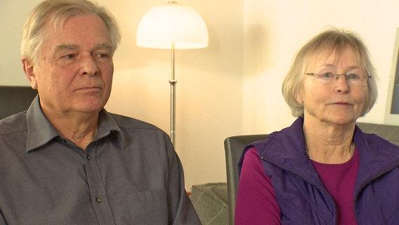 Gebhard und Renate Focke