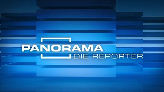 Logo der Sendung: Panorama - Die Reporter