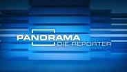 Logo der Sendung: Panorama - Die Reporter © ARD