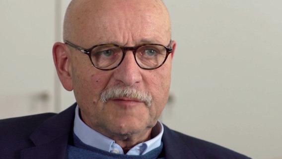 Prof. Rolf Rosenbrock, Vorsitzender des Paritätischen Wohlfahrtsverbandes