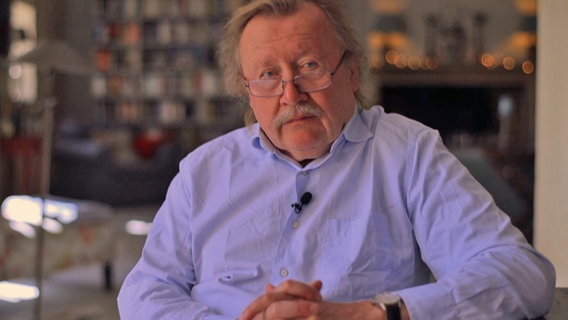 Philosoph, Kulturwissenschaftler und Autor Peter Sloterdijk