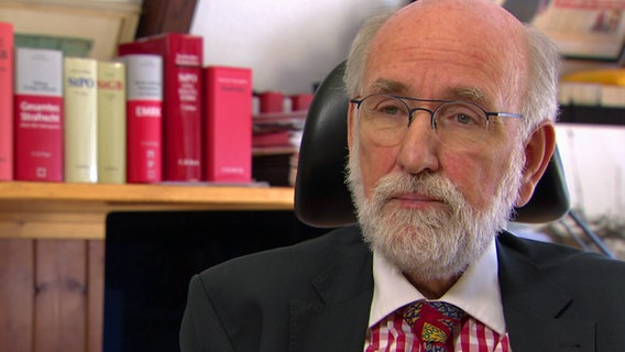 Helfried Roubicek, Anwalt
