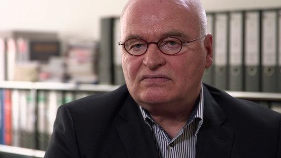 Matthias Waldraff, Anwalt von Nurettin B.