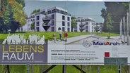 In Berlin-Spandau will der russische Bauriese MonArch 500 Wohnungen bauen