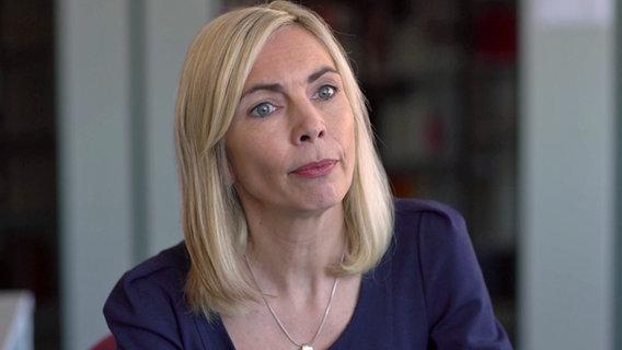 Claudia Lange, Oberstaatsanwältin Schwerin