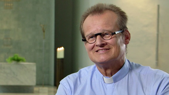 Manfred Hösl, katholischer Priester aus Göttingen