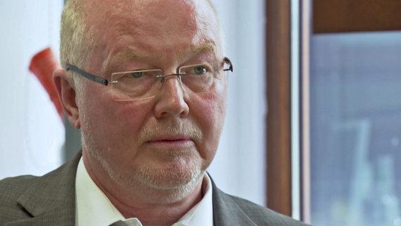 Wolfgang Piroutek,  stellvertretender Leiter der Landesstraßenbaubehörde.