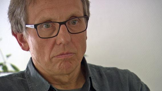 Umweltingenieur Günter Dehoust vom Öko-Institut in Berlin