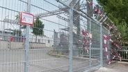 Gefangenenzentrum in Hamburg-Harburg