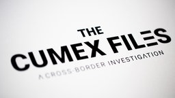 The CumEx-Files © Correctiv Foto: Screenshot
