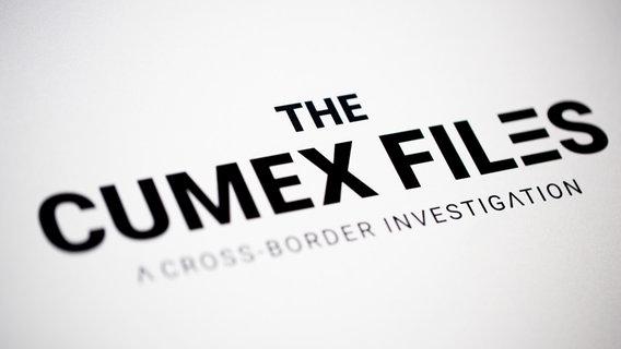 The CumEx-Files © Correctiv Foto: Screenshot