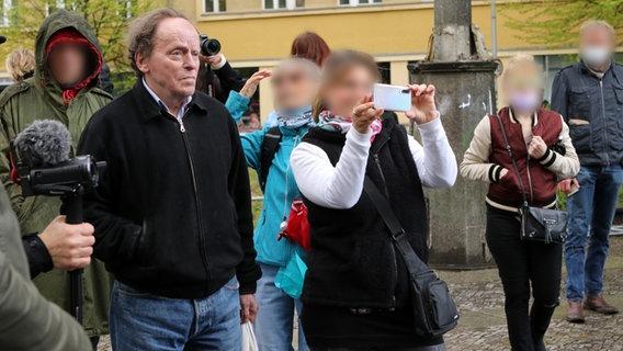Gerd Walther © NetzwerkRecherche Berlin