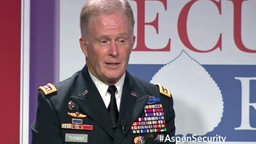 US-General Raymond Thomas © NDR Foto: Screenshot