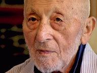 Walter Plywaski, Auschwitzüberlebender © NDR Fotograf: Screenshot