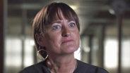 """Martina Renner von der Partei """"Die Linke"""" im Interview. © NDR"""