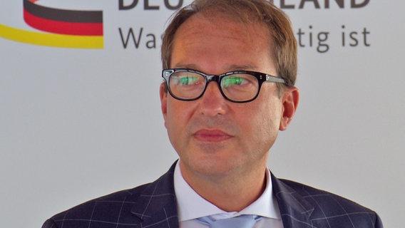 Bundesverkehrsminister Alexander Dobrindt (CSU).