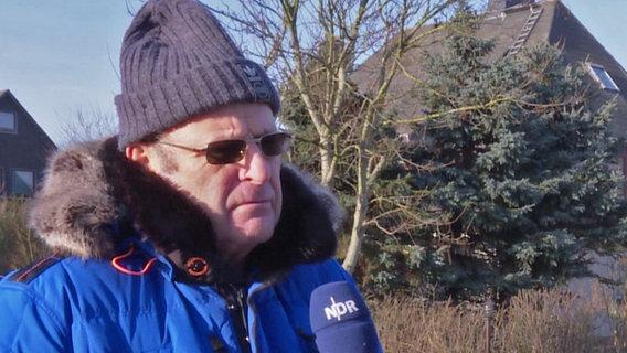 Rolf Speth, Bürgermeister von Hörnum