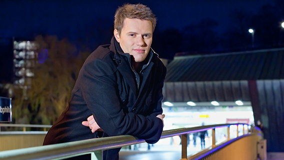 Johannes Jolmes © NDR Foto: Christian Spielmann